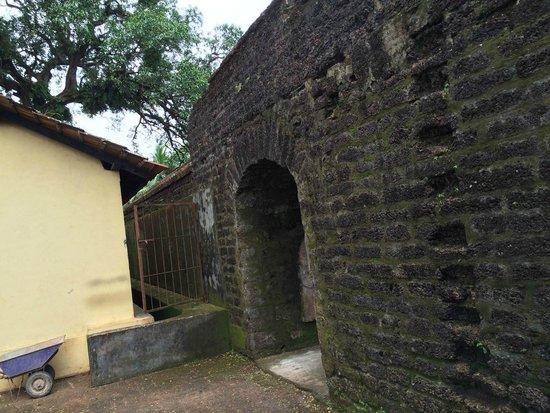 Tellicherry Fort: The fort