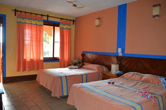 Hotel Arco Iris: номер
