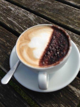 Venachar Lochside : A nice cup of joe!