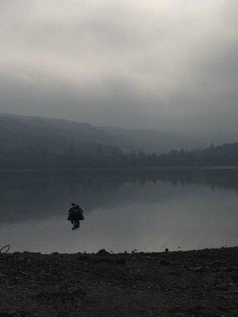 Venachar Lochside : Vista Excepted!