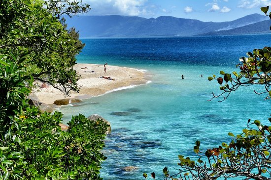 fitzroy island picture of fitzroy island national park. Black Bedroom Furniture Sets. Home Design Ideas
