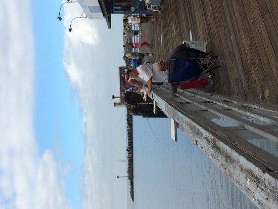 Pollys On The Pier: Pier