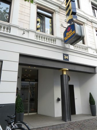 Best Western Plus Hotel City Copenhagen: Hotel exterior