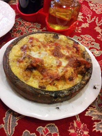 Comlek Restaurant: Vegetable casserole
