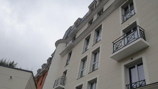 Residhome Neuilly Bords de Marne: όψη