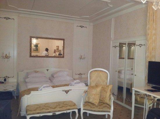 Schlosshotel Roemischer Kaiser : Suite maria theresia