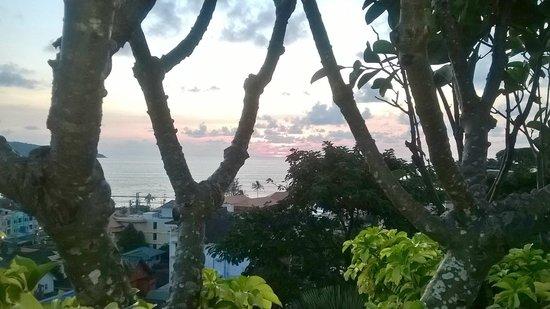 Sea Sun Sand Resort & Spa : Sun Set