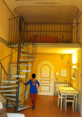 Firenze Suite: two levels