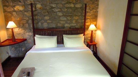 Sala Prabang: Standard riverside room