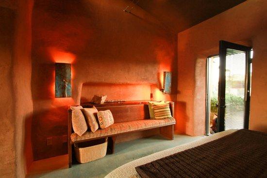 Sacred Sands: Bedroom