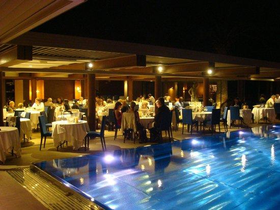 La Villa Duflot: Restaurant