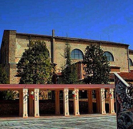 Province of Vicenza, Italia: Abano: Duomo S. Lorenzo