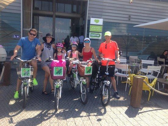 Wheel Bee Bike Rental : The familia