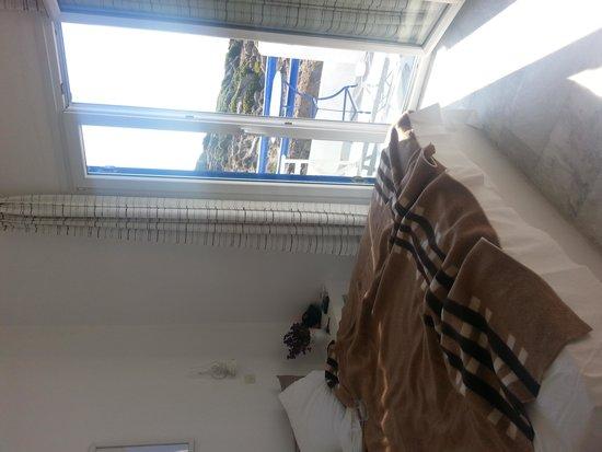 Psili Ammos : the bedroom