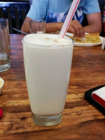 Madras Cafe : Refreshing lassi