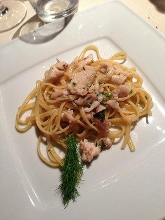 Soleluna - Ristorante Pizzeria: Linguine con triglie