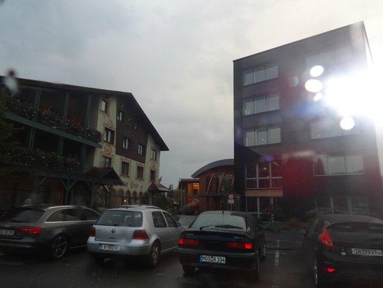Die Linde - Hotel & Landgasthof: Прилегающая территория