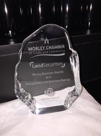 Winner of Morley business award