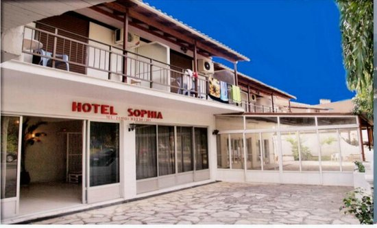 Sophia hotel specialty hotel reviews dassia corfu for Specialty hotels