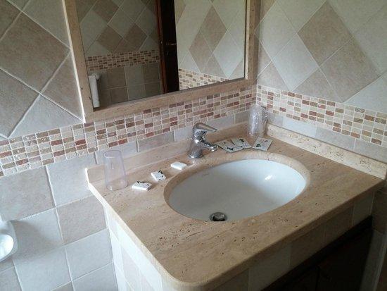 Hotel Casa Yvorio: bagno