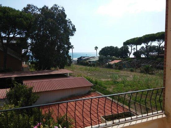 Hotel Casa Yvorio: vista camera