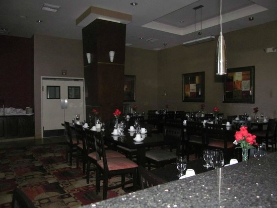 Holiday Inn Hotel & Suites Anaheim - Fullerton: dining area