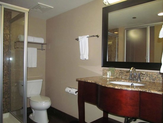 Holiday Inn Hotel & Suites Anaheim - Fullerton: batghroom