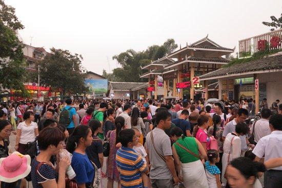 Impression Sanjie Liu (Evening Showtime): It's a popular show