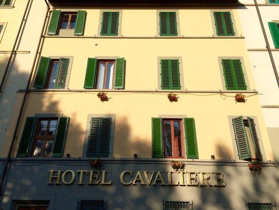 """Hotel Cavaliere"" Facciata"