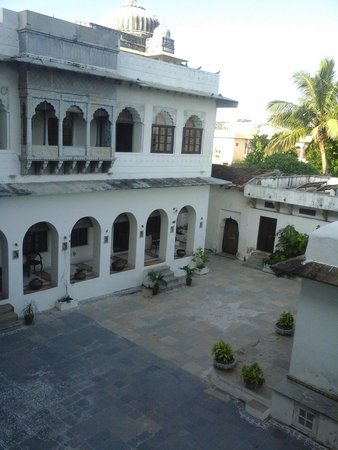 Hotel Castle Bijaipur: castle