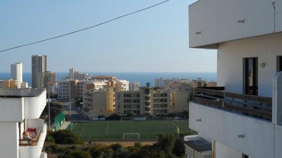 Hotel Apartamentos Mirachoro II: 6th floor room view