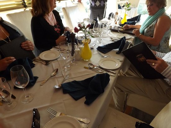 Cullinan's Seafood Restaurant: great time at Cullinans