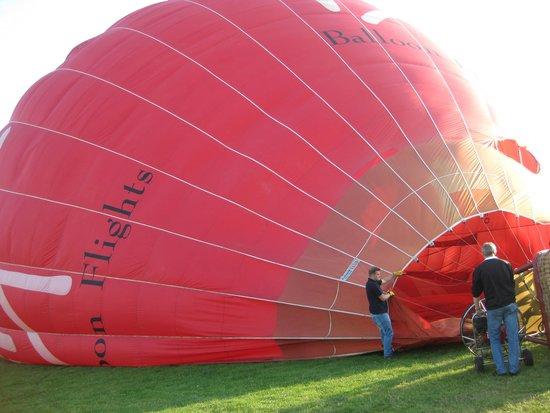 Virgin Balloon Flights - Biggleswade
