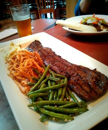 Stonewood Ale House: Great skirt steak!