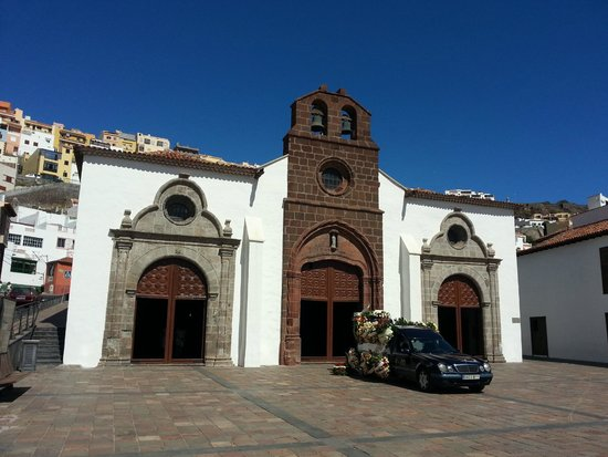 La Iglesia de la Asunción de San Sebastián de La Gomera : Церковь Вирхен де Асунсьон