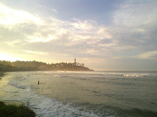 Pappukutty Beach Resort: Light house beach