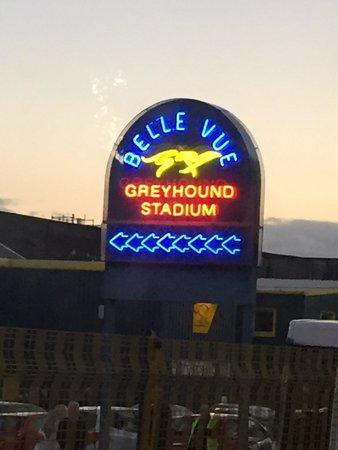 Manchester Greyhound Stadium Belle Vue: Outside