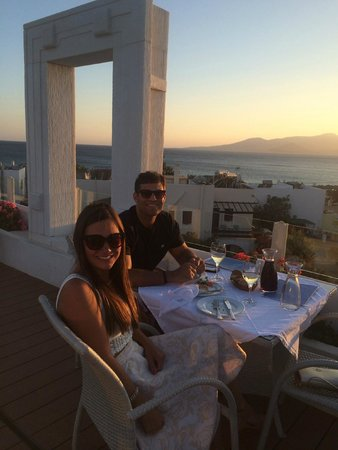 The Taverna : Dinner at Taverna