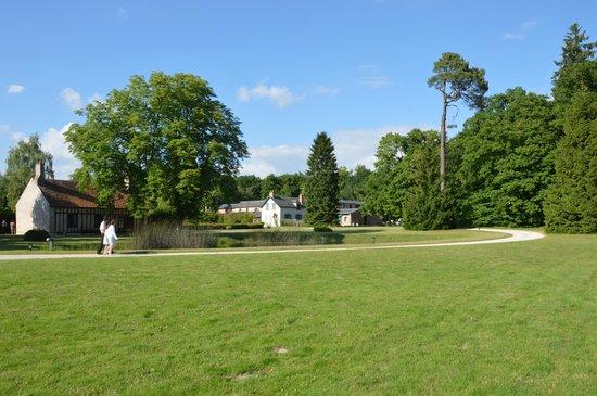 Chateau de Montbraye : Leparc