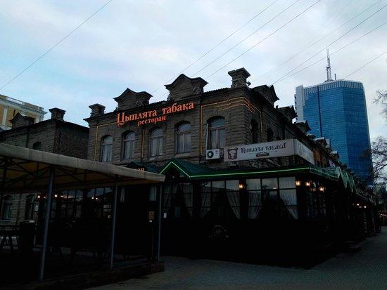 Цыплята табака, ул. Кирова, 139, Челябинск