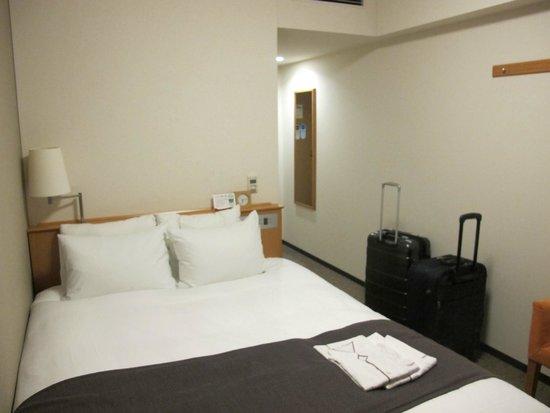 Richmond Hotel Obihiro-ekimae: double room