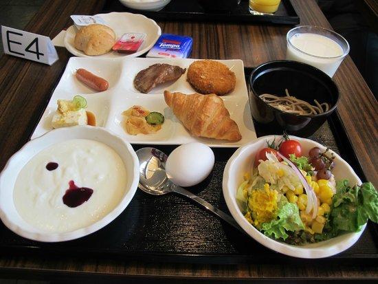 「リッチモンドホテル帯広駅前 朝食」の画像検索結果