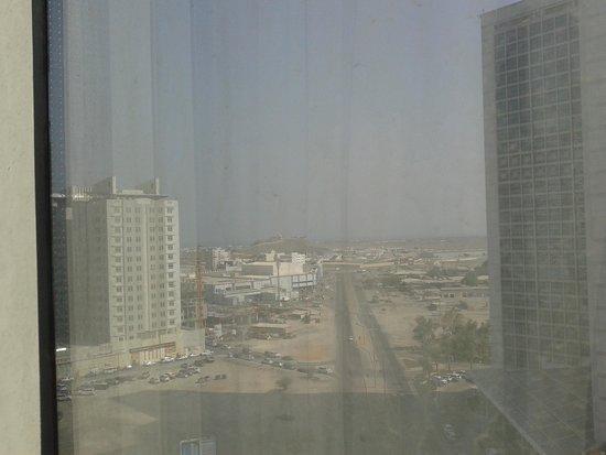 East Coast Hotel Apartments : city view one bedroom studio