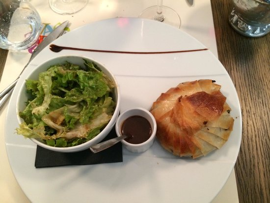 Pastilla Photo De La Table Vasselot Rennes Tripadvisor