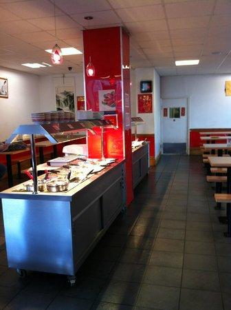 Phenomenal China City Buffet Restaurant London Restaurant Interior Design Ideas Tzicisoteloinfo