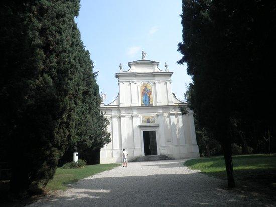 Solferino, Italy: Cappella dell'Ossario