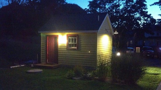 Bath, Pensilvania: Stand alone smokehouse