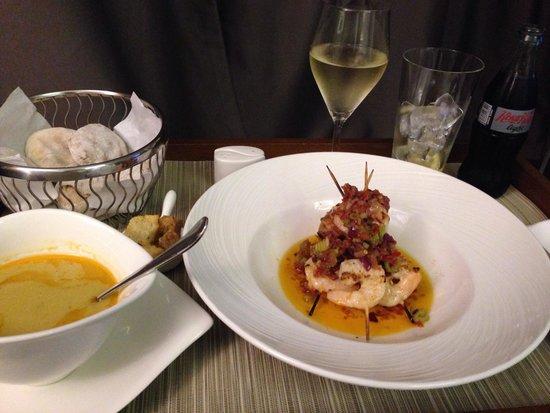 Radisson Blu Hotel, Istanbul Sisli : Room service - excellent