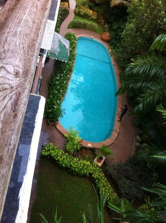 Tangerine Resort : Swimming pool