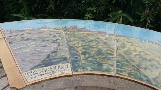 Tourrettes-sur-Loup - Village Medieval : Map